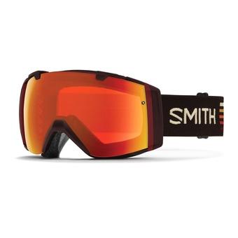 Masque de ski I/O sunset - écran chromaPop everyday
