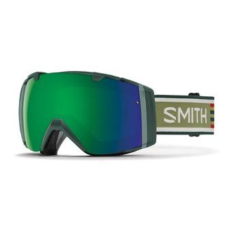 Gafas de esquí I/O forest woolr - pantalla chromaPop sun