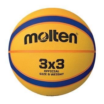 Molten B33T2000 - Balón de baloncesto yellow/violet