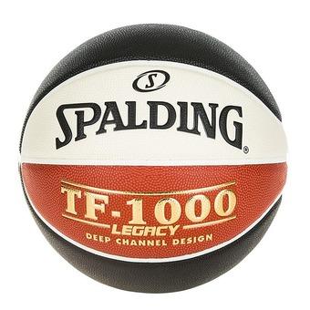Balón LNB TF 1000 LEGACY naranja/negro/blanco