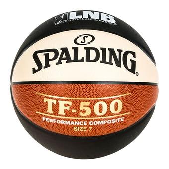 Spalding LNB TF 500 - Balón de baloncesto naranja/negro/blanco