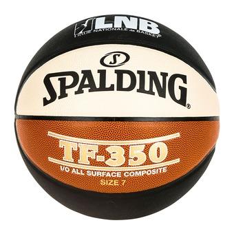 Spalding LNB TF 350 - Balón de baloncesto naranja/negro/blanco