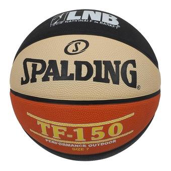 Spalding LNB TF 150 - Balón de baloncesto naranja/negro/blanco