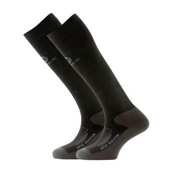Socks - WINTER INSULATION black