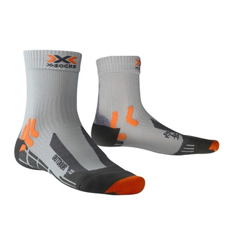 Calcetines de senderismo TREK OUTDOOR pearl grey