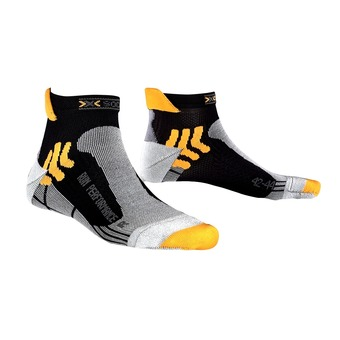 Chaussettes de running RUN PERFORMANCE black