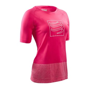 Maillot MC femme TRAINING pink