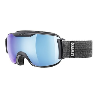 Masque de ski DOWNHILL SMALL 2000 FM navy mat/mirror blue clear