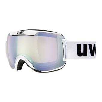 Gafas de esquí DOWNHILL 2000 VLM white/litemirror silver variomatic/clear