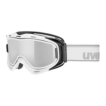 Gafas de esquí G.GL 300 TO white/mirror silver/lasergold lite clear