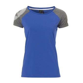 Camiseta mujer FLY HIGH T-SHIRT azul rey/ris jaspeado