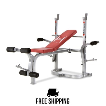 Banc de musculation OPTIMA FLEX