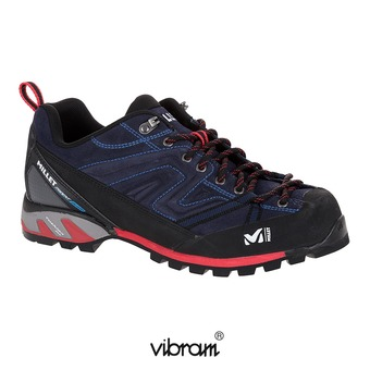 Millet TRIDENT GUIDE - Approach Shoes - Men's - sapphire/red
