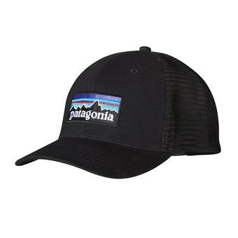 Patagonia P-6 LOGO - Casquette black