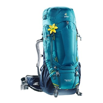 Deuter AIRCONTACT PRO 65+15L - Backpack - Women's - denim/night blue