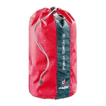 Deuter PACK SACK 3L - Sac de rangement rouge