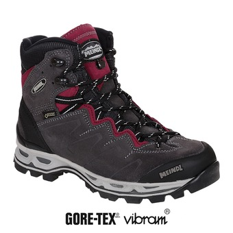 Chaussures de randonnée femme MINNESOTA PRO GTX® anthracite/Mûre