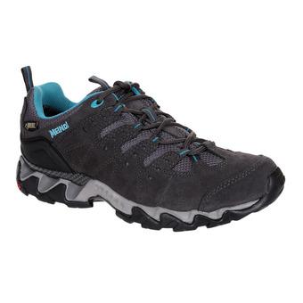 Hiking Shoes - Women's - PORTLAND GTX® grey/petrol blue
