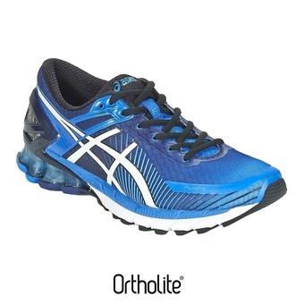 Zapatillas running hombre GEL-KINSEI 6 electric blue/off white/island blue