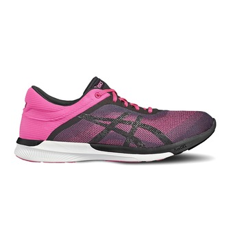 Chaussures running femme FUZEX RUSH hot pink/black/white