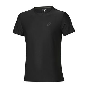 Camiseta hombre ESSENTIALS performance black