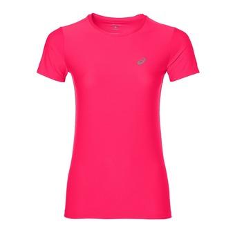 Camiseta mujer SS TOP diva pink