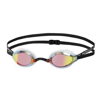Speedo FASTSKIN SPEEDOSOCKET MIRROR - Gafas de natación white