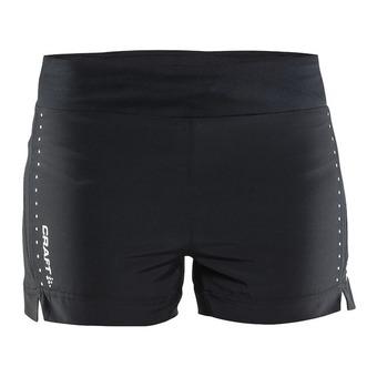 Craft3drun essential 5 shorts dame noir
