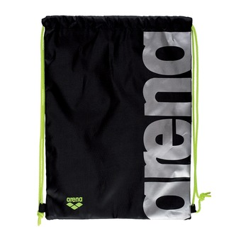 Sac FAST SWIM black/fluo yellow