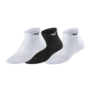 Pack de 3 pares de calcetines TRAINING MID 3 white/white/black