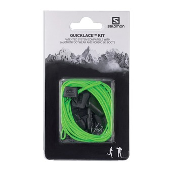 Lacing System - QUICKLACE green