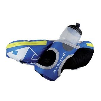 Cinturón de hidratación FAST 800 + 1 botella azul