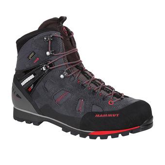 Mammut  AYAKO HIGH GTX - Zapatillas de alpinismo hombre graphite/inferno