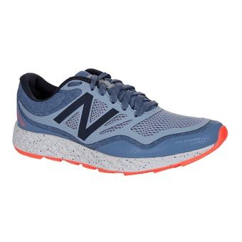Zapatillas trail hombre GOBI blue/orange