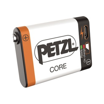 Batería recargable para linternas frontales HYBRID blanco