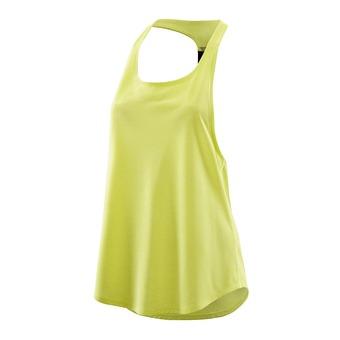 Camiseta de tirantes mujer ACTIVEWEAR REMOTE limoncello/marle