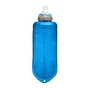 Botellín plegable 500ml QUICK STOW blue