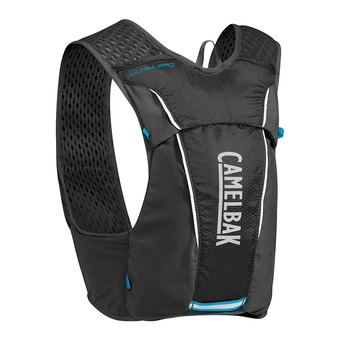 Gilet d'hydratation 3.5+1L ULTRA PRO black/atomic blue