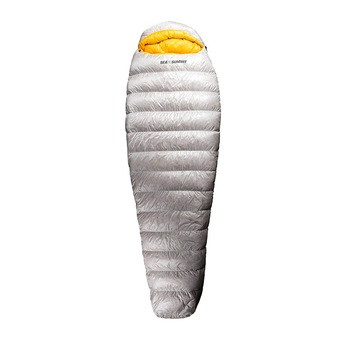 Sac de couchage +7°C SPARK Sp II gris/jaune