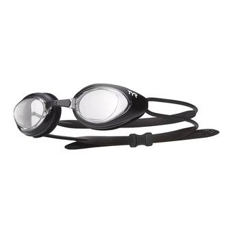 Lunettes de natation BLACK HAWK RACING clear/mateblack/black