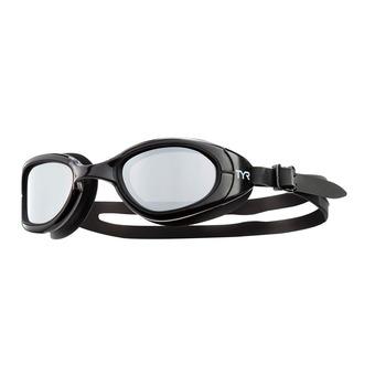 Gafas de natación polarizadas SPECIAL OPS 2.0 black/silver-black