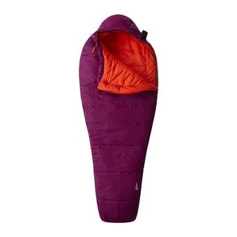 Saco de dormir mujer +1°C LAMININA™ Z dark raspberry