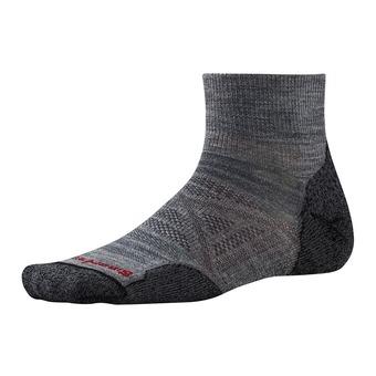 Smartwool PHD OUTDOOR LIGHT MINI - Socks - medium gray