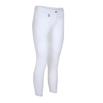 Pikeur PRISCA - Pantaloni con silicone Donna bianco