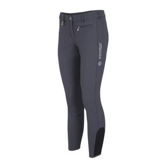 Pikeur PRISCA - Pantalon siliconé Femme gris foncé