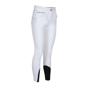 Pantalon siliconé femme JESSICA white