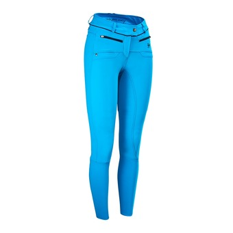 Pantalón mujer X BALANCE azul cielo