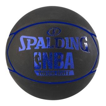 Spalding NBA HIGHLIGHT - Balón de baloncesto negro/azul
