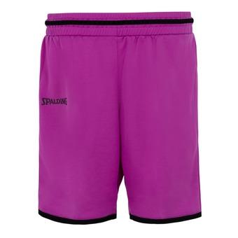 Spalding MOVE - Short mujer violeta/negro
