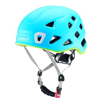 Mountaineering Helmet - STORM blue